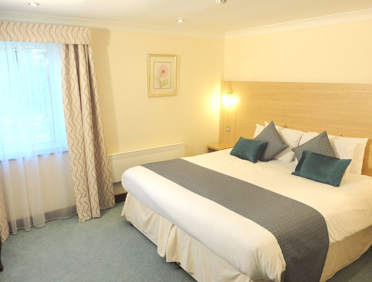 Double Ensuite Room - Old Rectory Hotel