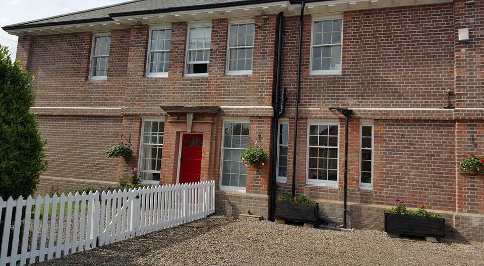 The Old Vicarage B&B in Sea Palling