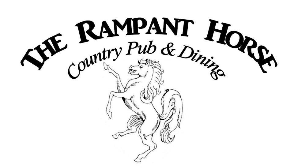 Logo of The Rampant Horse