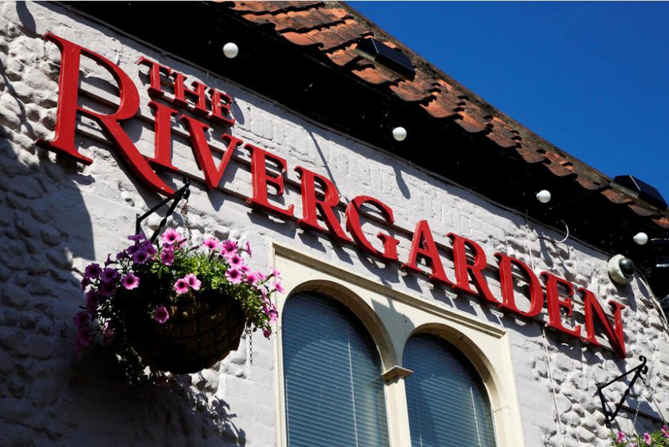 The River Garden Restaurant in Thorpe St Andrew