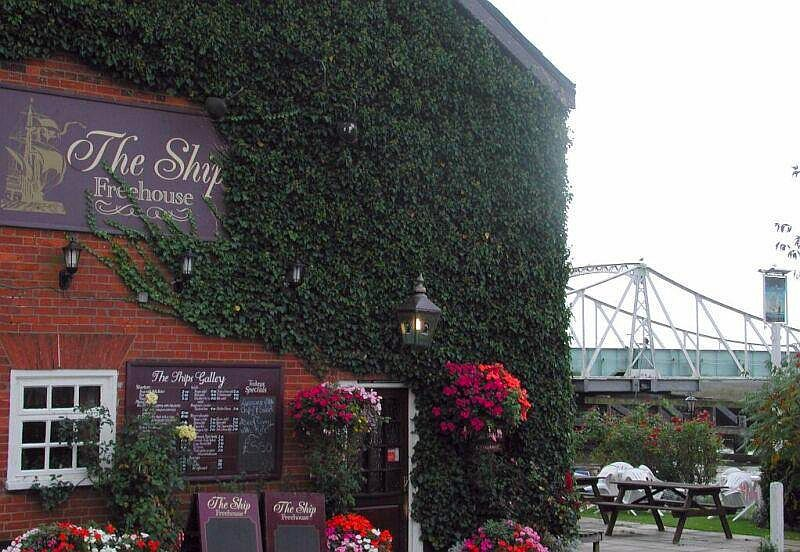 The Ship - Riverside Pub in Reedham