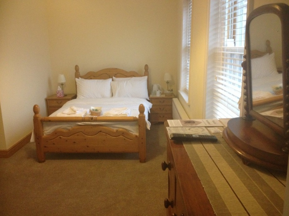 Double bedroom at The White Lady Worstead