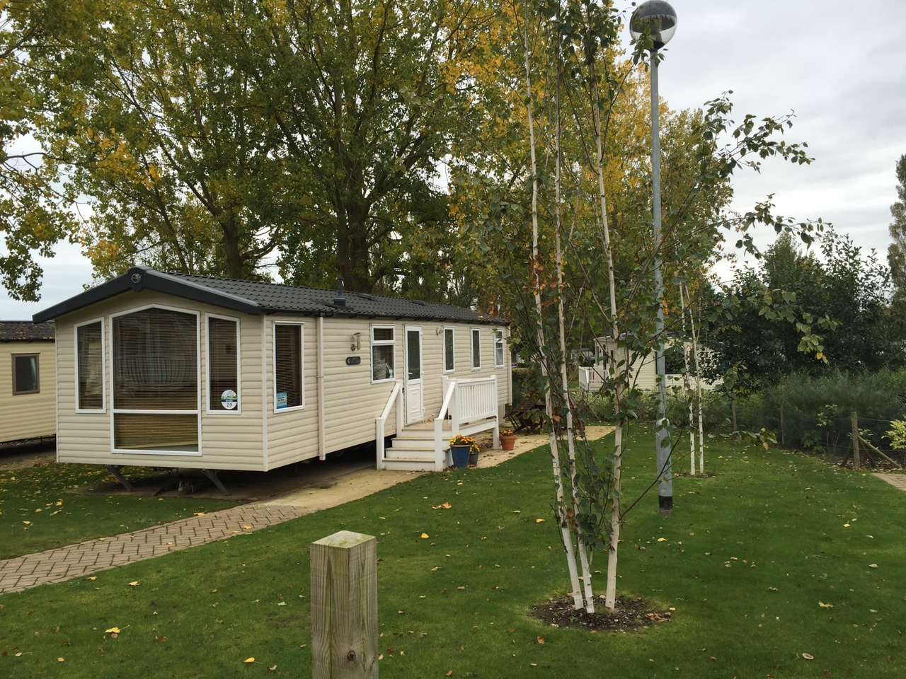 Waters Retreat Caravans in Hopton