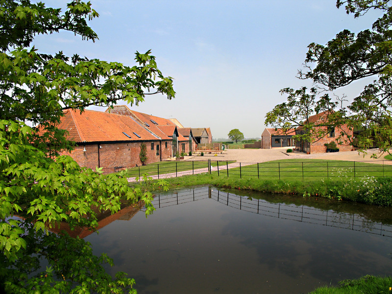 Wheatacre Hall Barns in Beccles