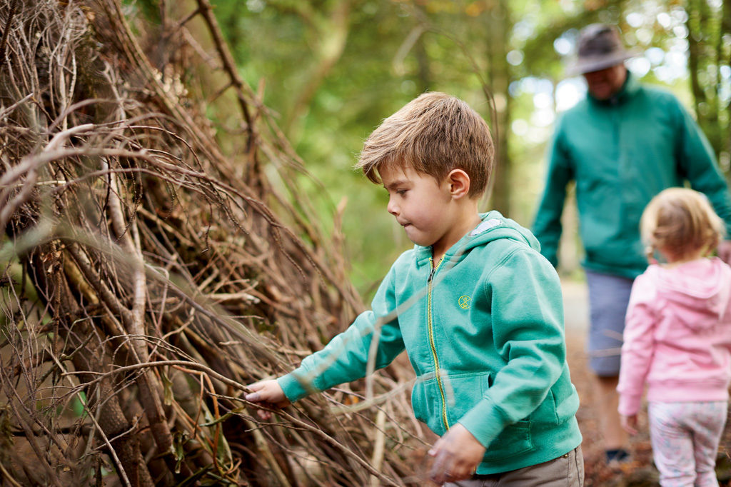 Bush Craft at Wild Duck Resort