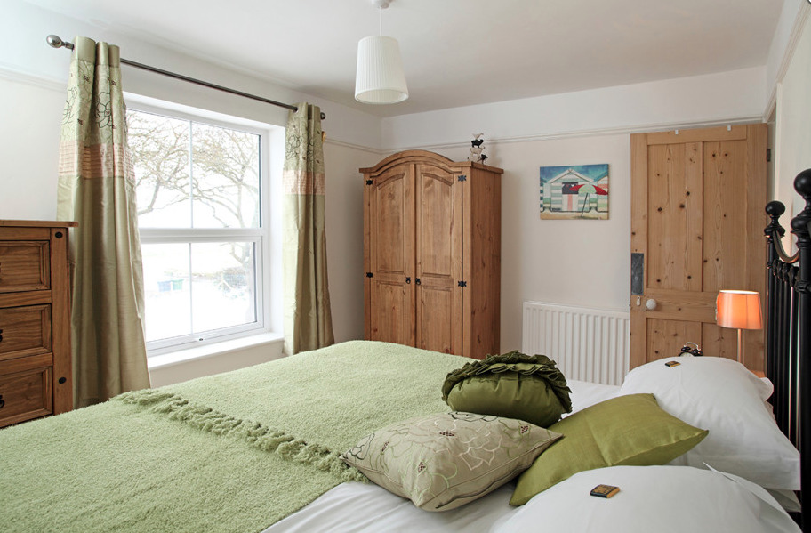 Twin room in Willow Farm Cottage in Hickling