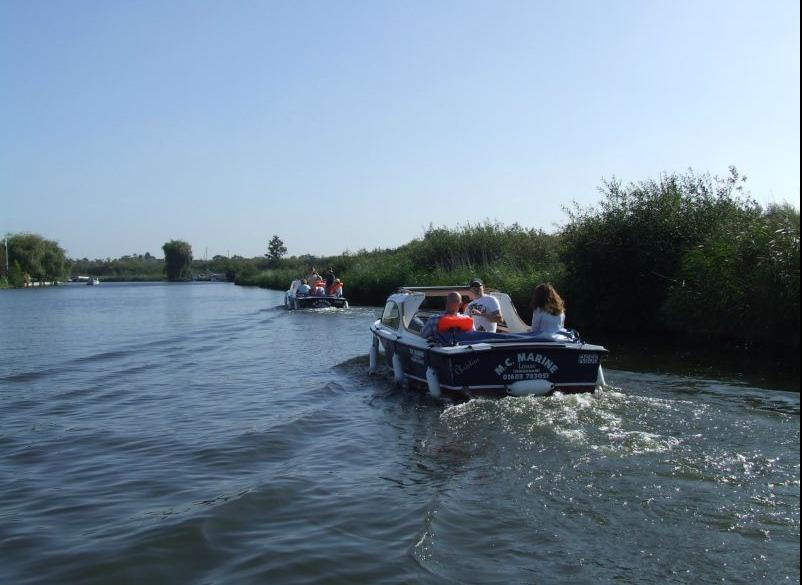 Wroxham Boat Hire, Norfolk Broads