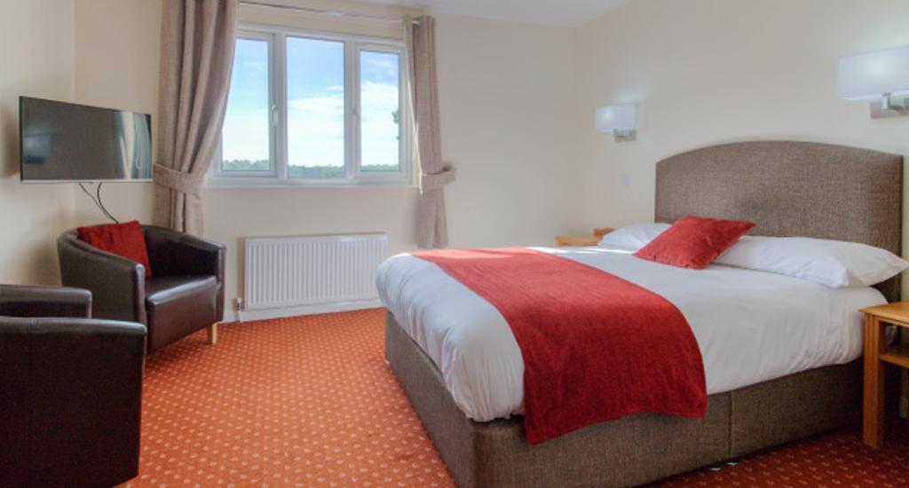 Wayford Bridge Bedroom