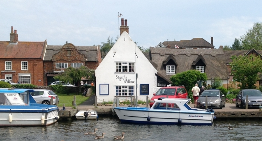 Horning Public Moorings