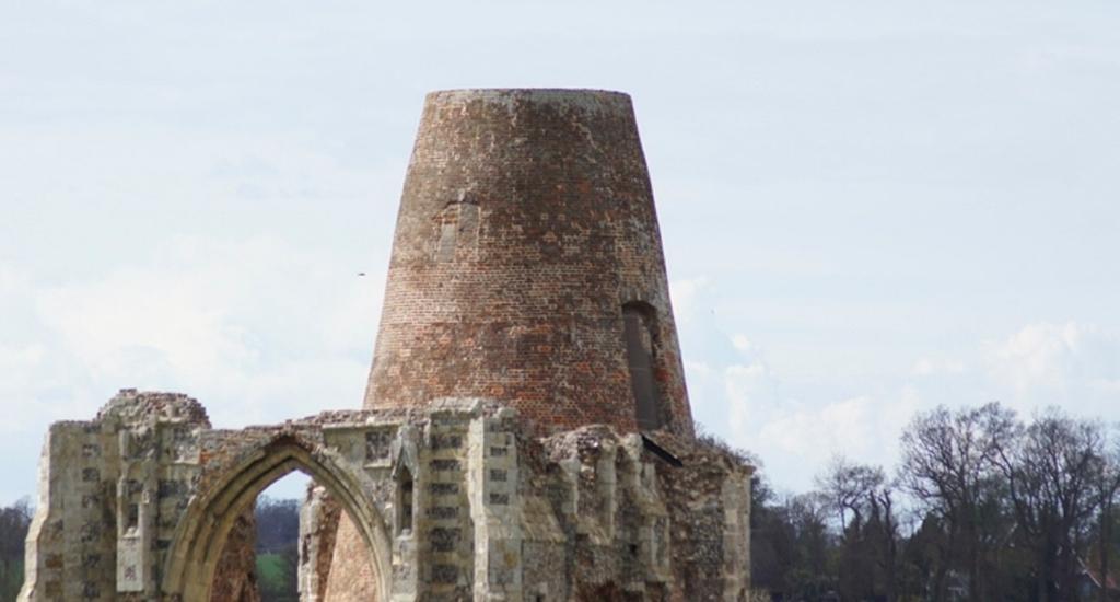 St Benets Abbey Ruins