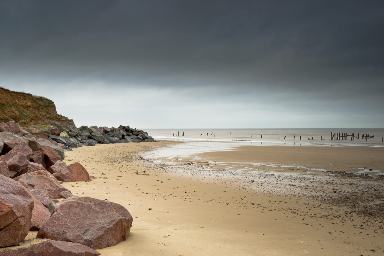 Happisburgh Beach 1