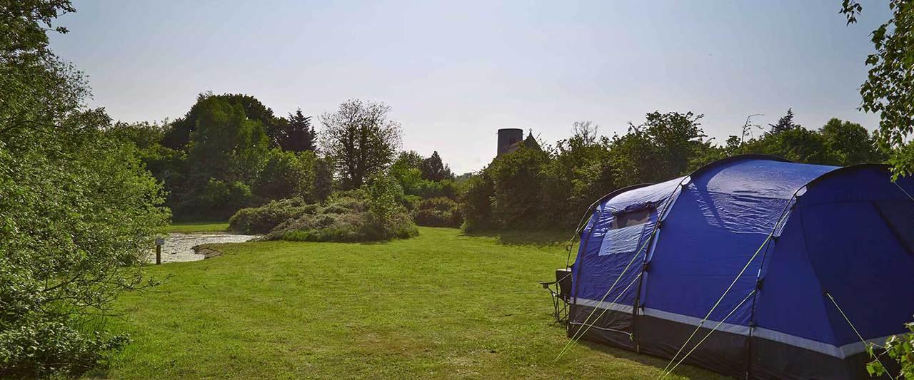 Fritton Lake Camping