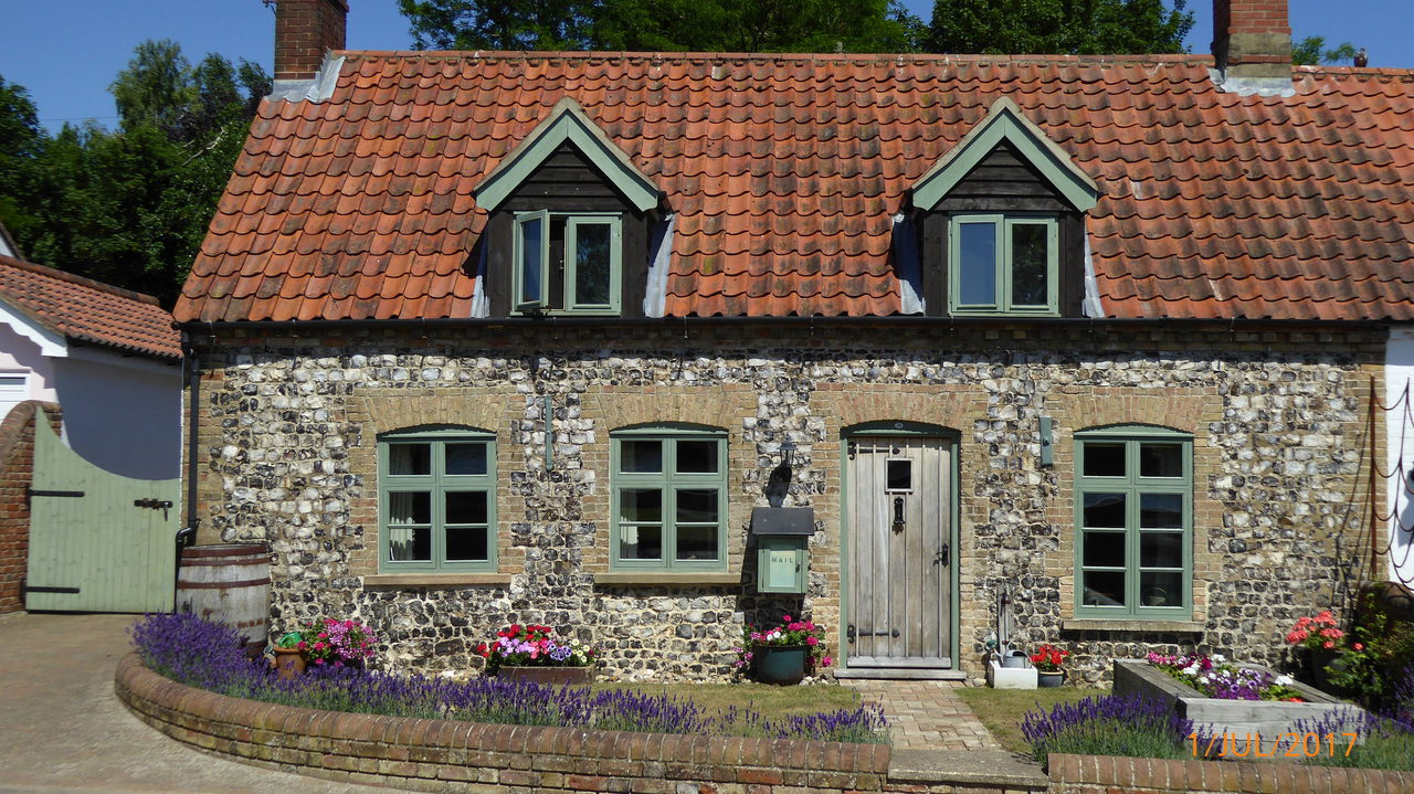 Flint Cottage Bed and Breakfast Reedham