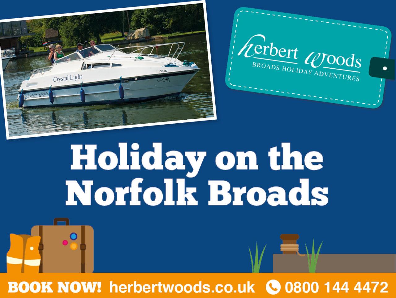 Herbert Woods Broads Holidays