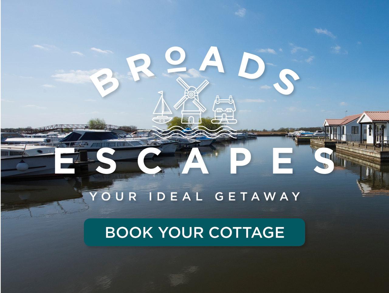 Broads Escapes Cottage Banner 730 X 550