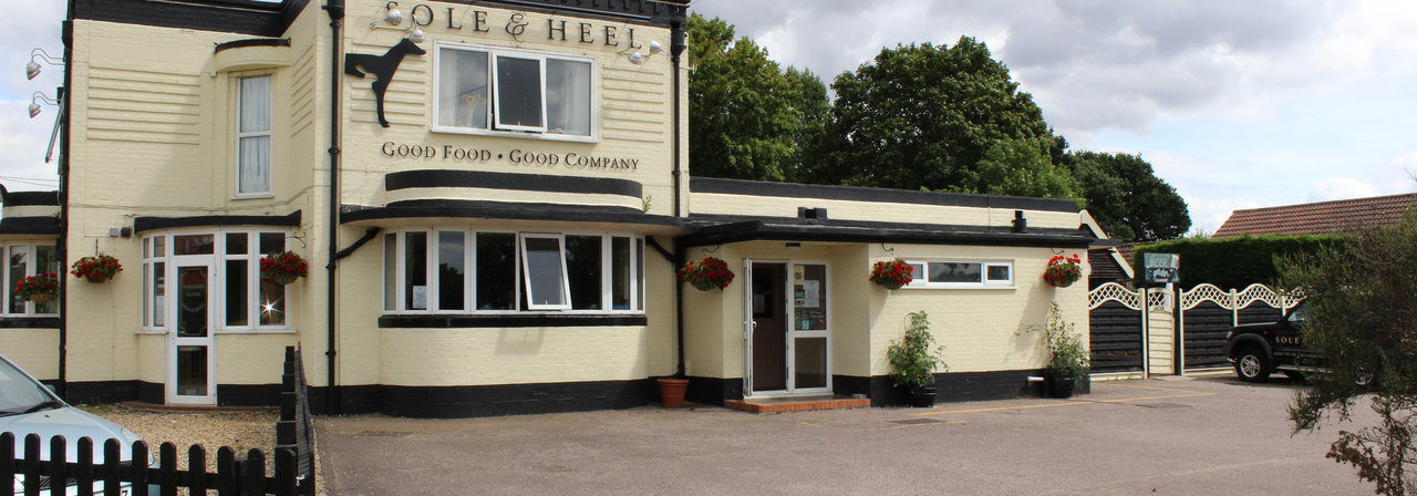 Sole and Heel Pub