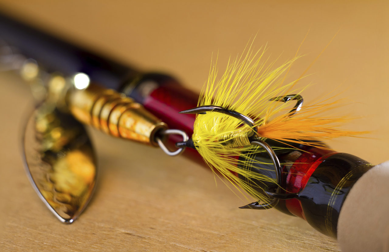 Fishing Tackle Shops and Suppliers
