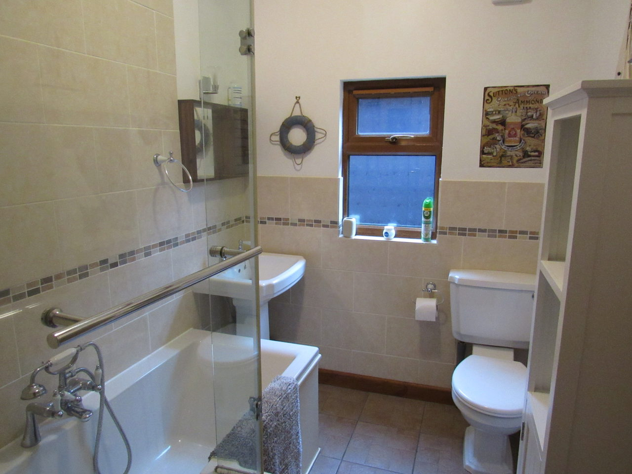 Swallowdale Bathroom