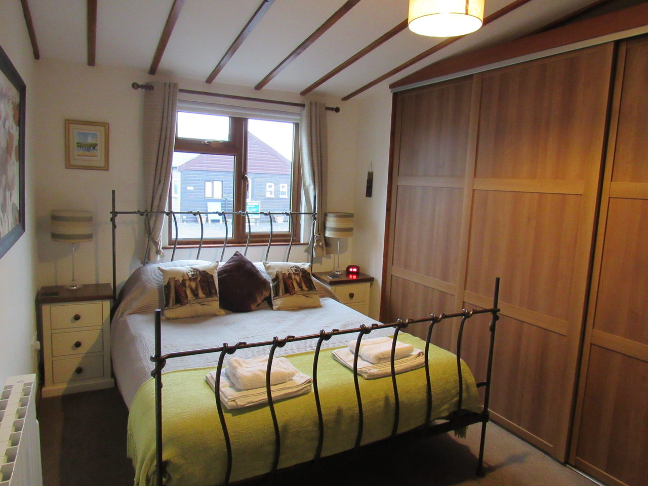 Swallowdale Double Bedroom