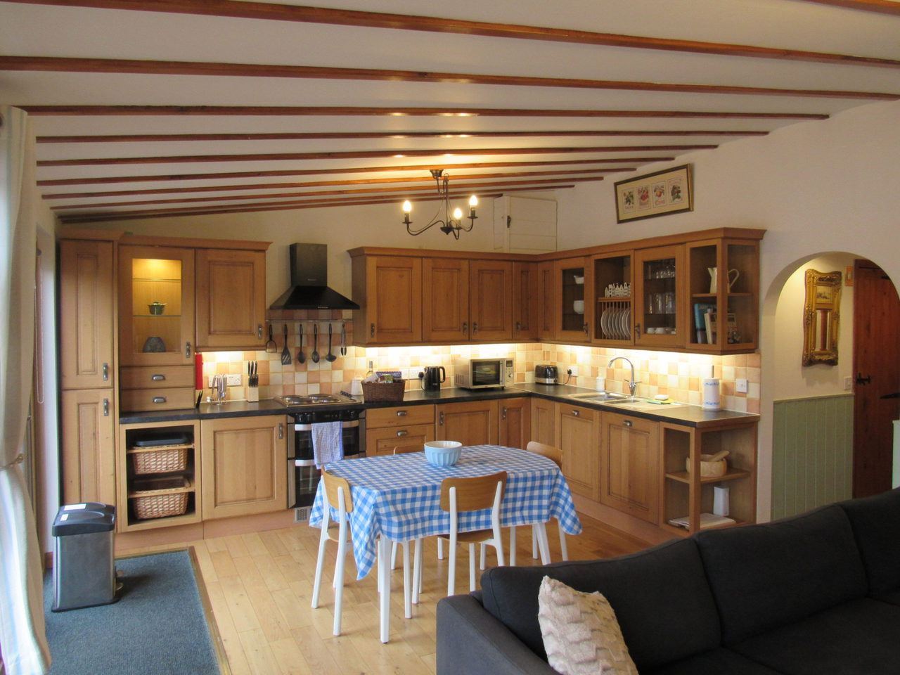 Swallowdale Luxury Kitchen