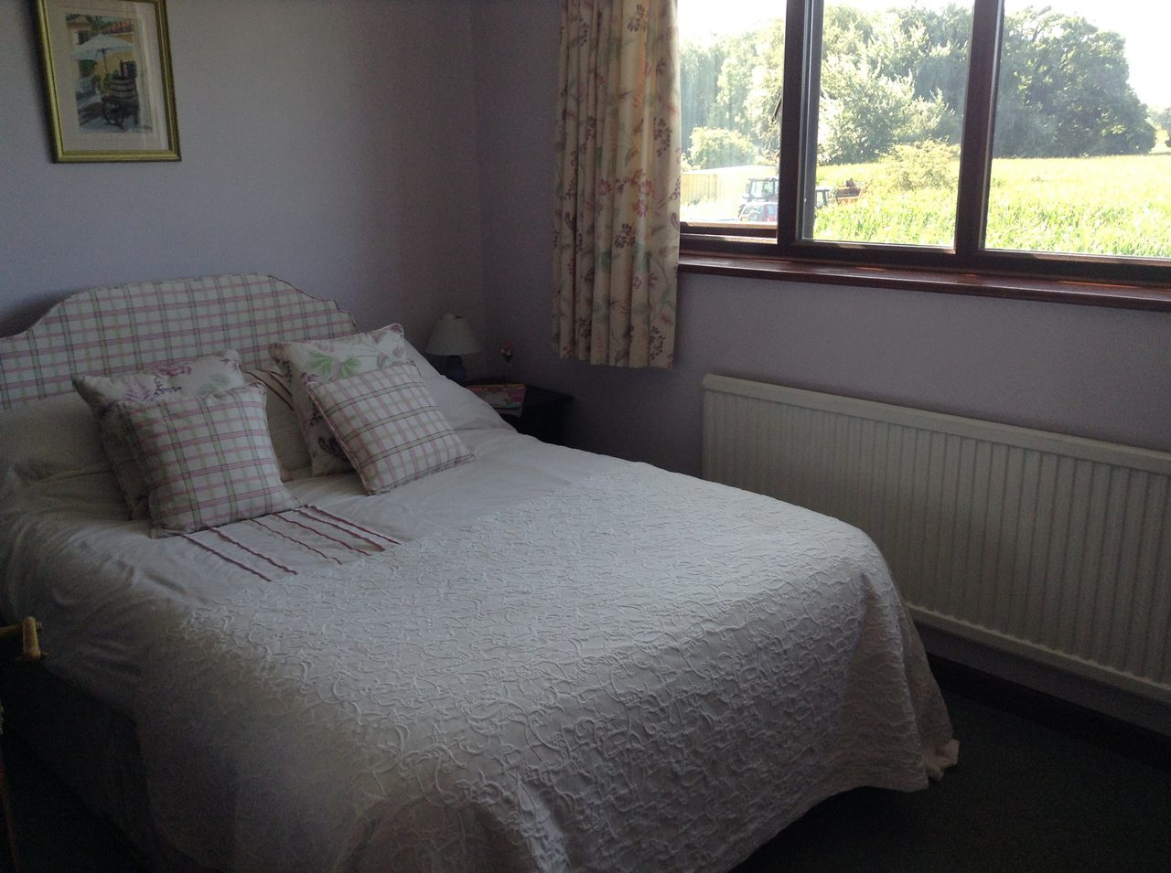 Butterley House Double Bedroom