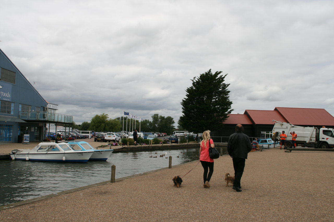 Potter Heigham Quay