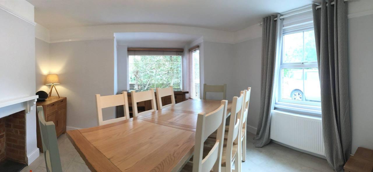 Riverside Cottage Dining Room