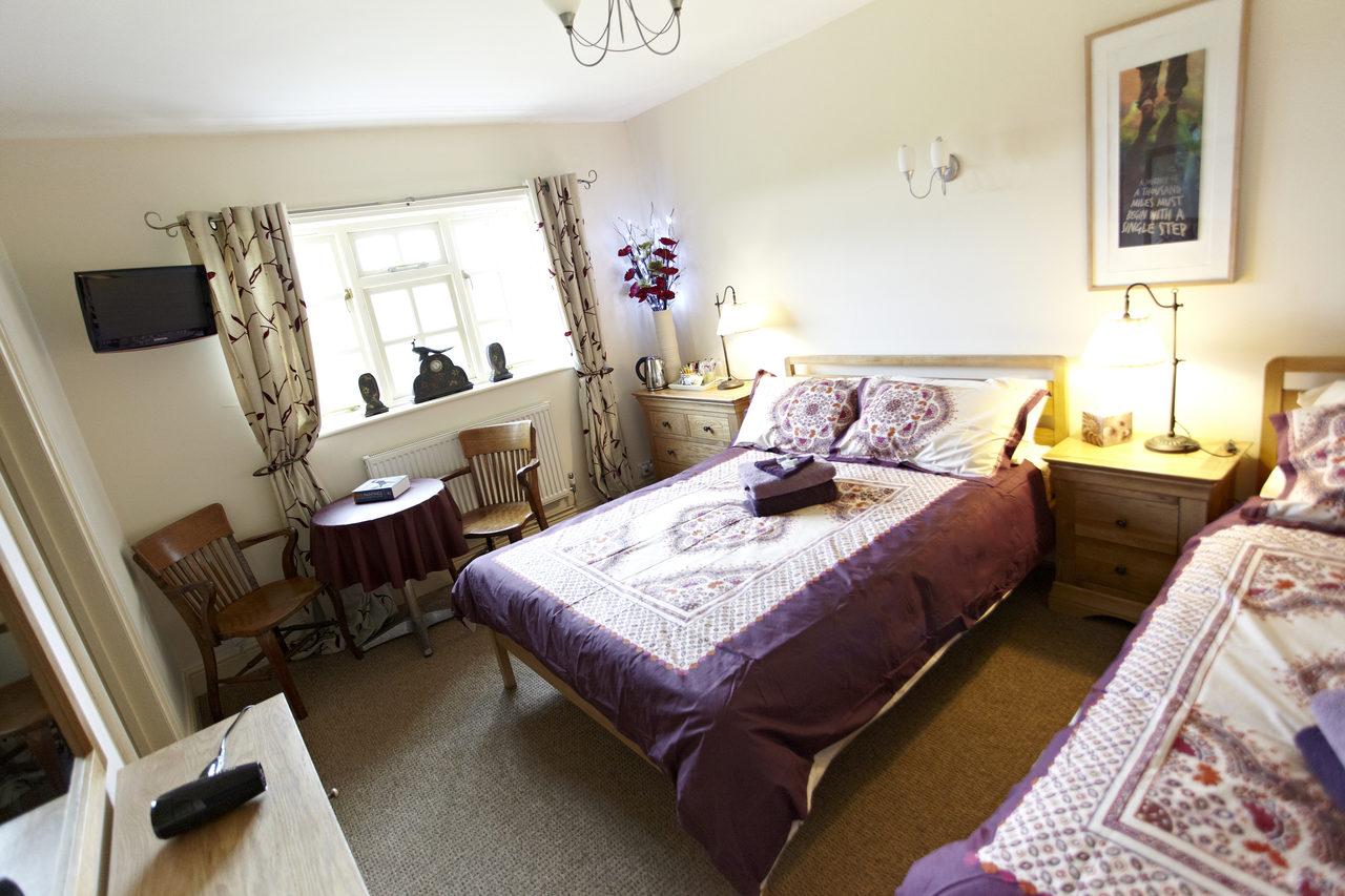 Wayside Bedroom 1