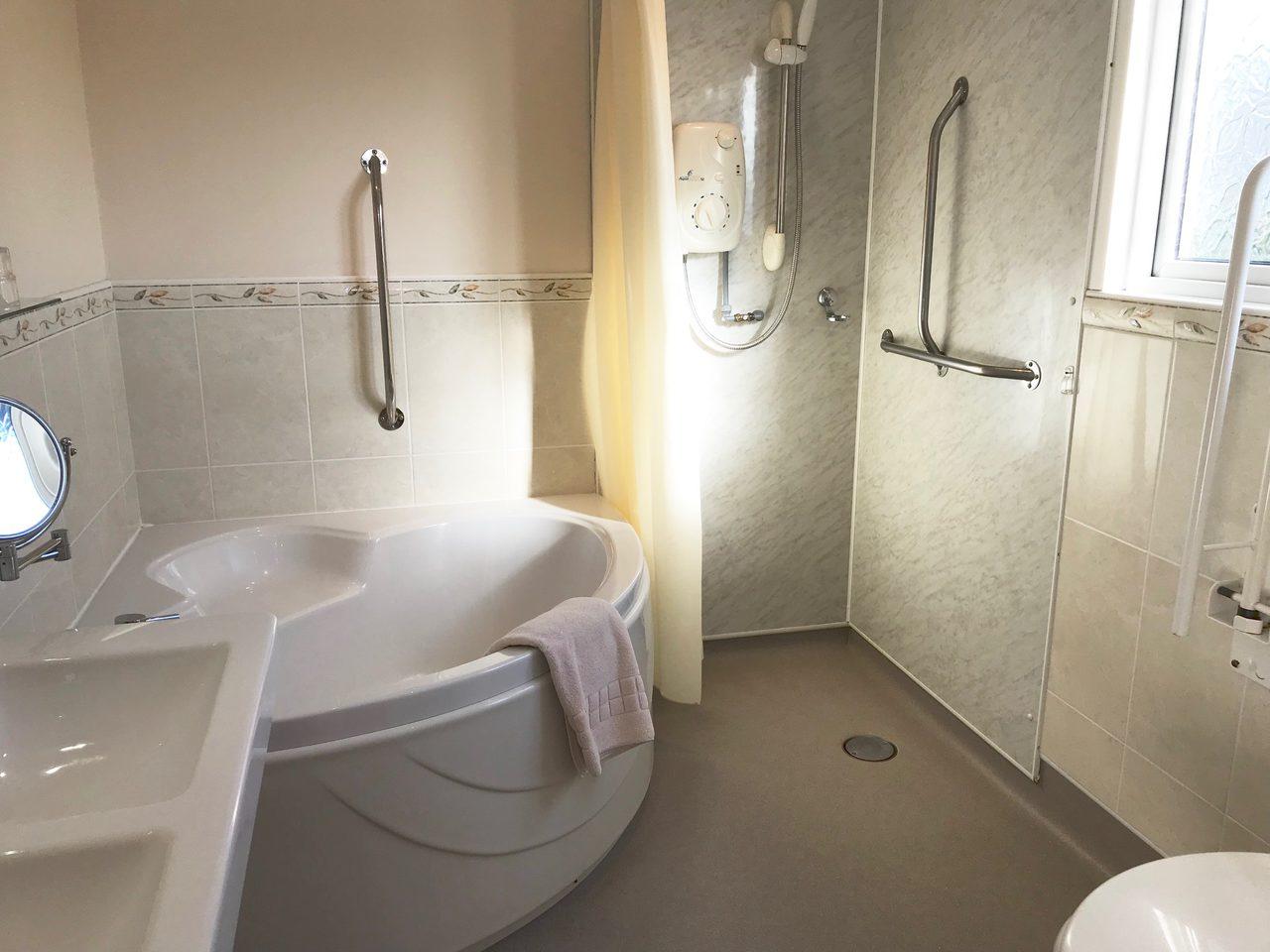 Lady Lodge Bathroom