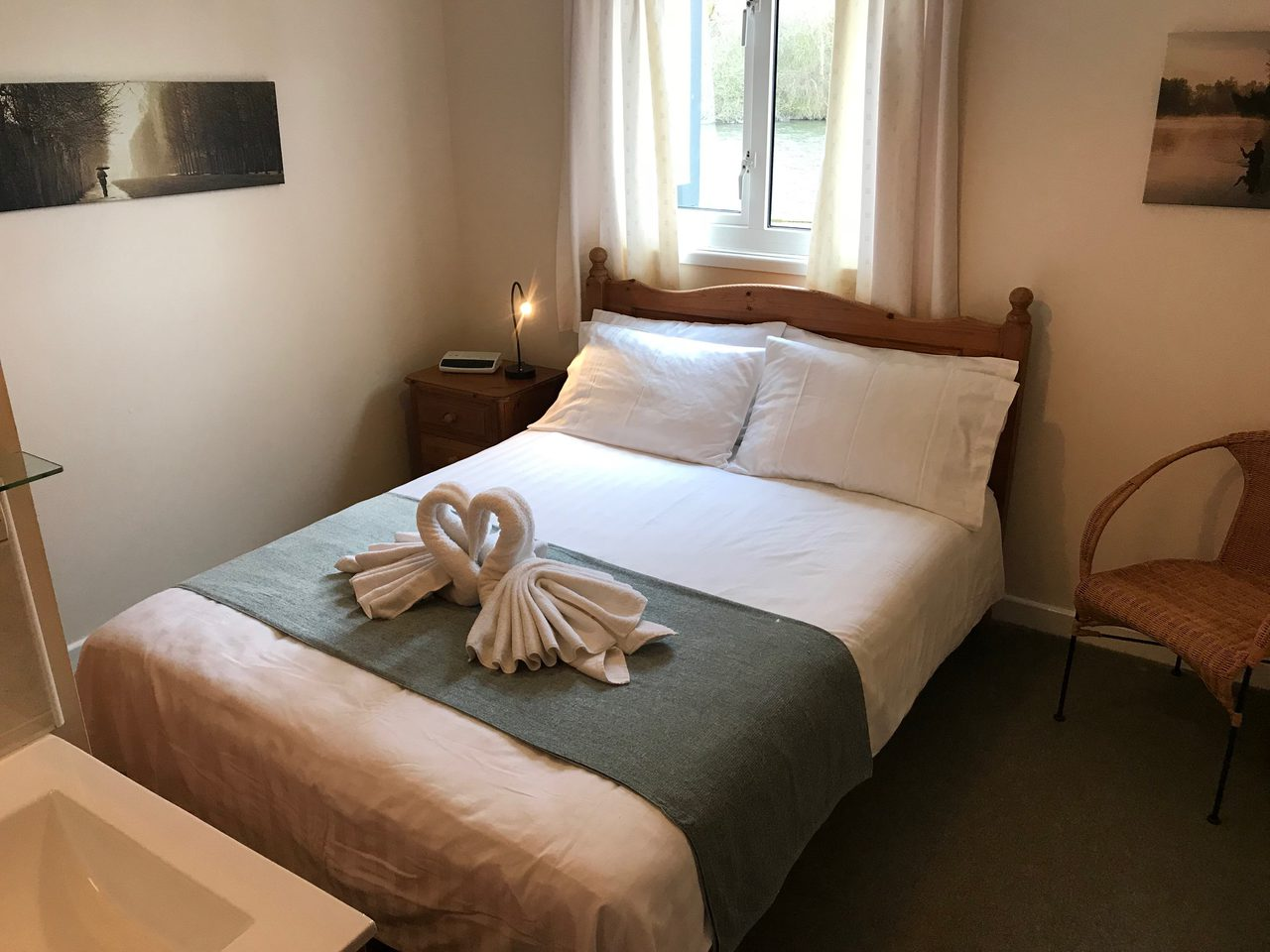 Quayside Lodge Bedroom