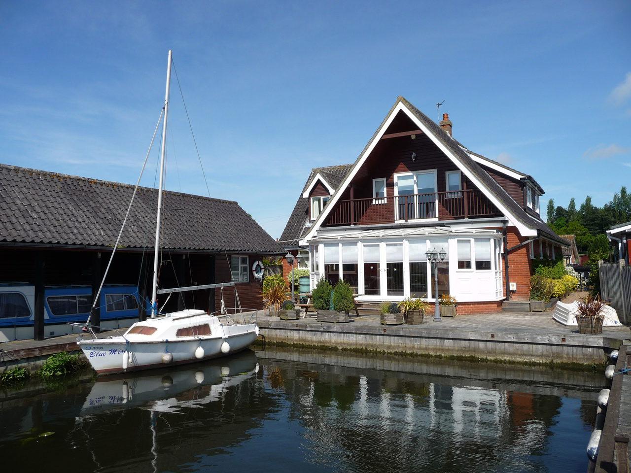 Waterside Dock