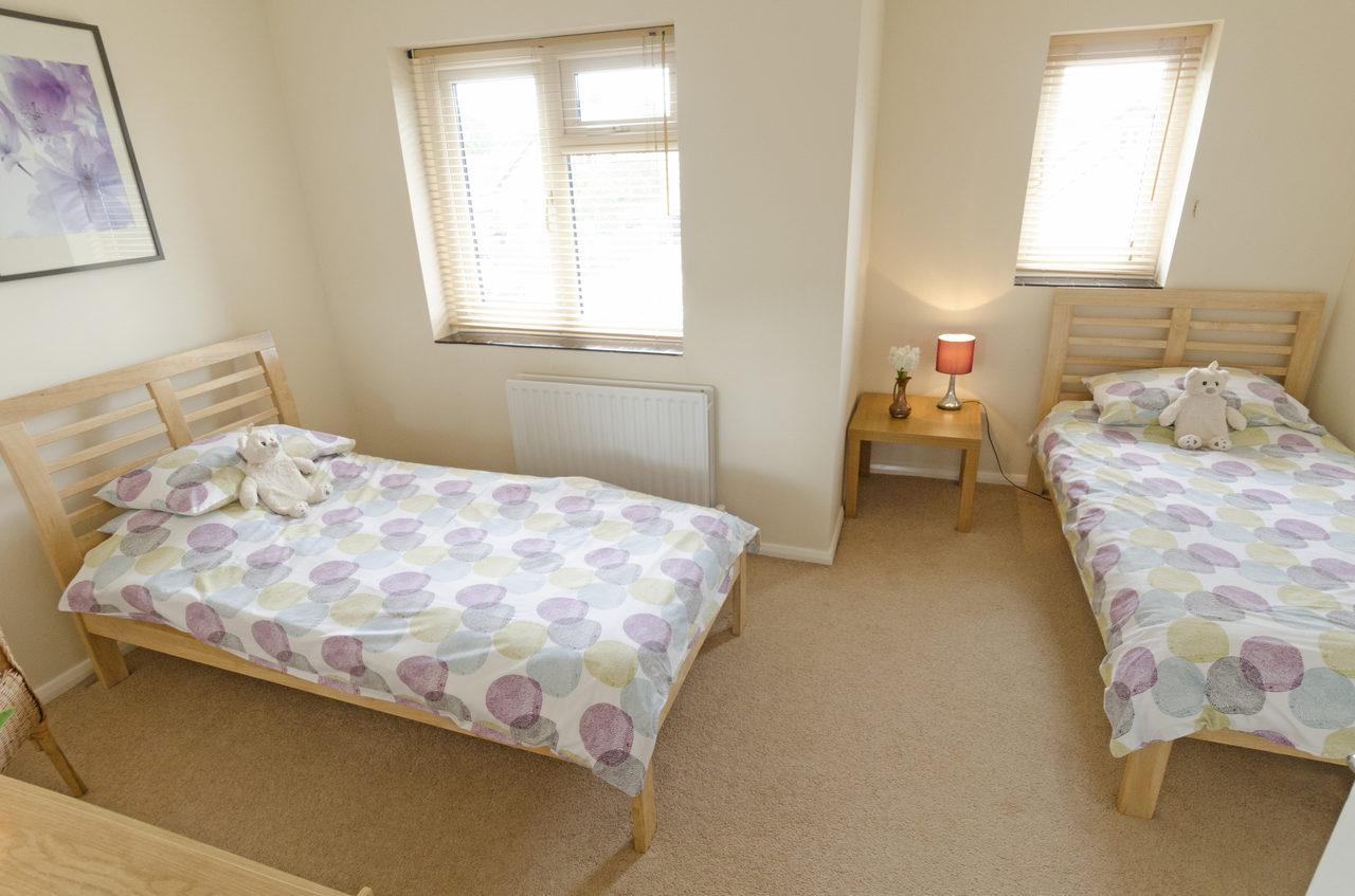 Swan Twin Bedded Bedroom B
