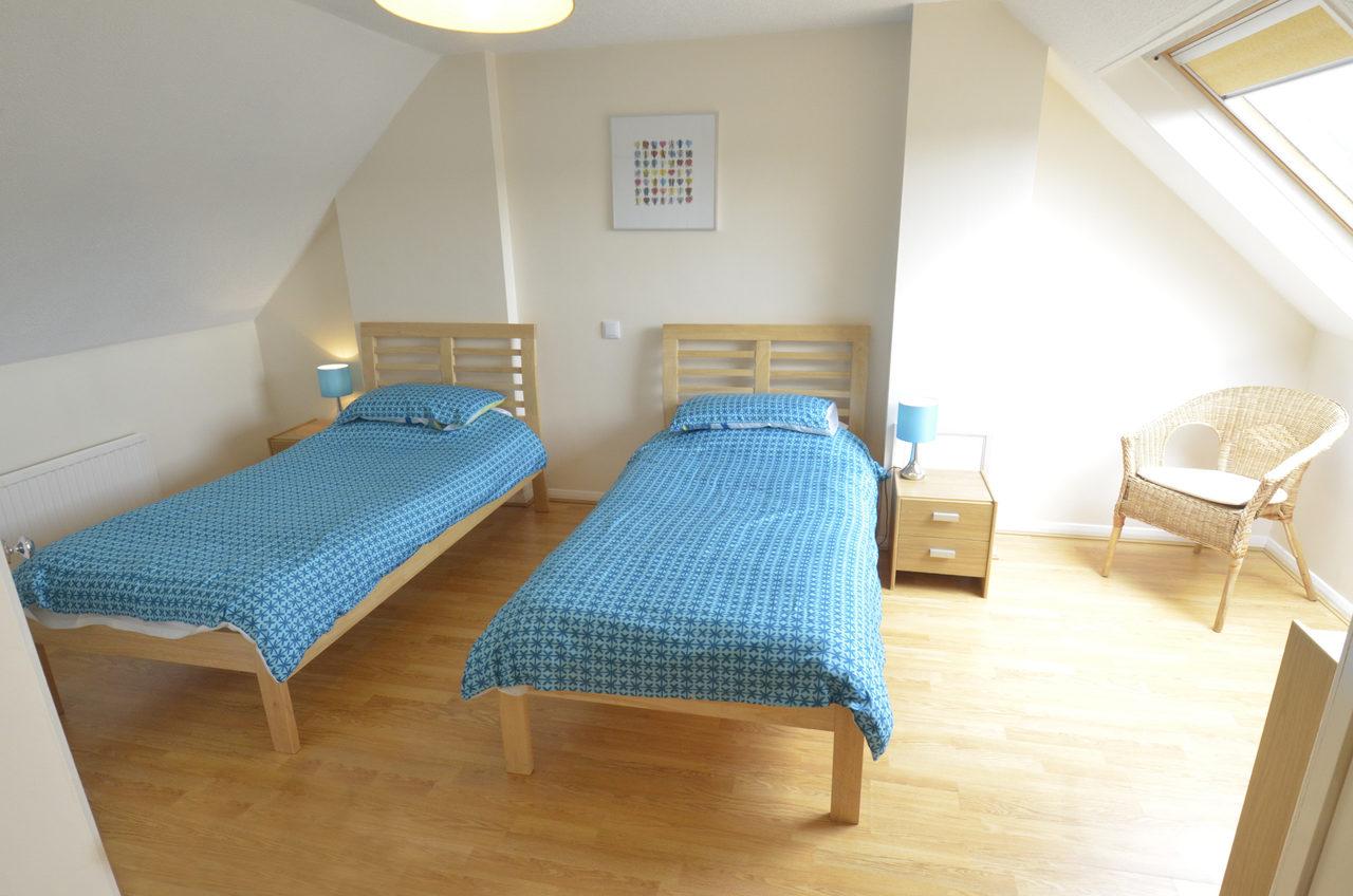 Swan Twin Bedroom C