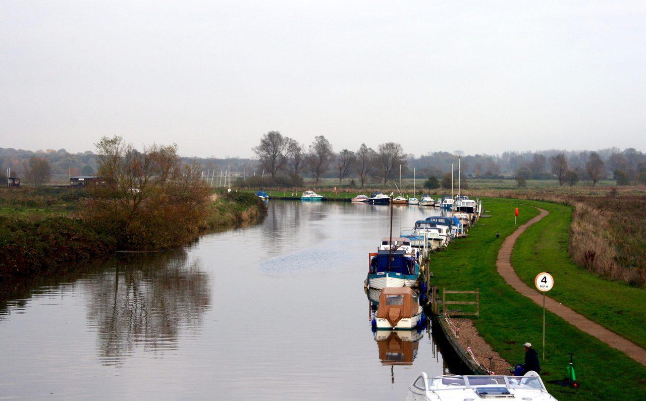 Beccles River