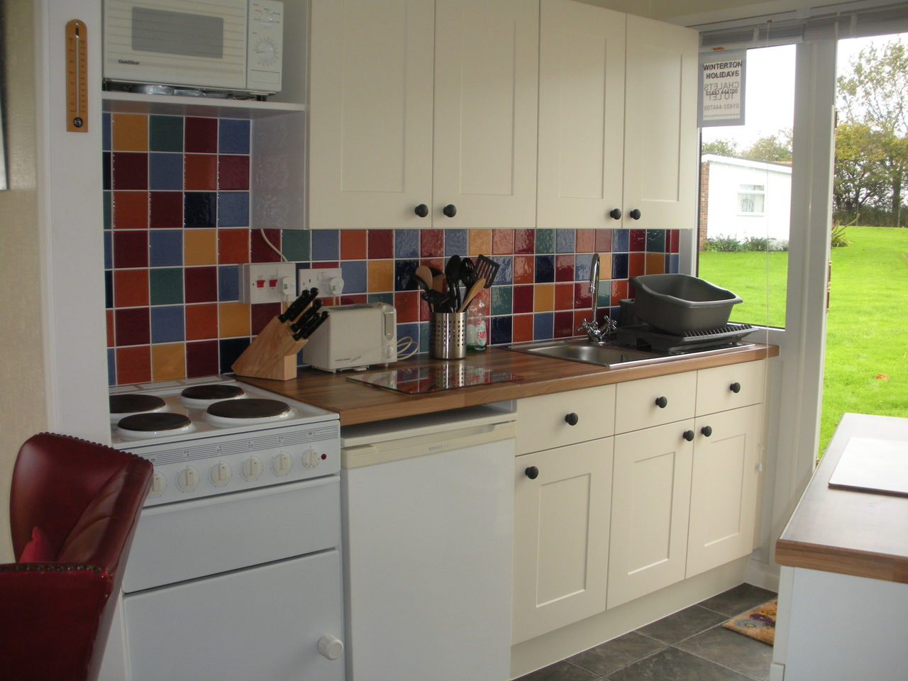 Owners Photo Of Kitchen