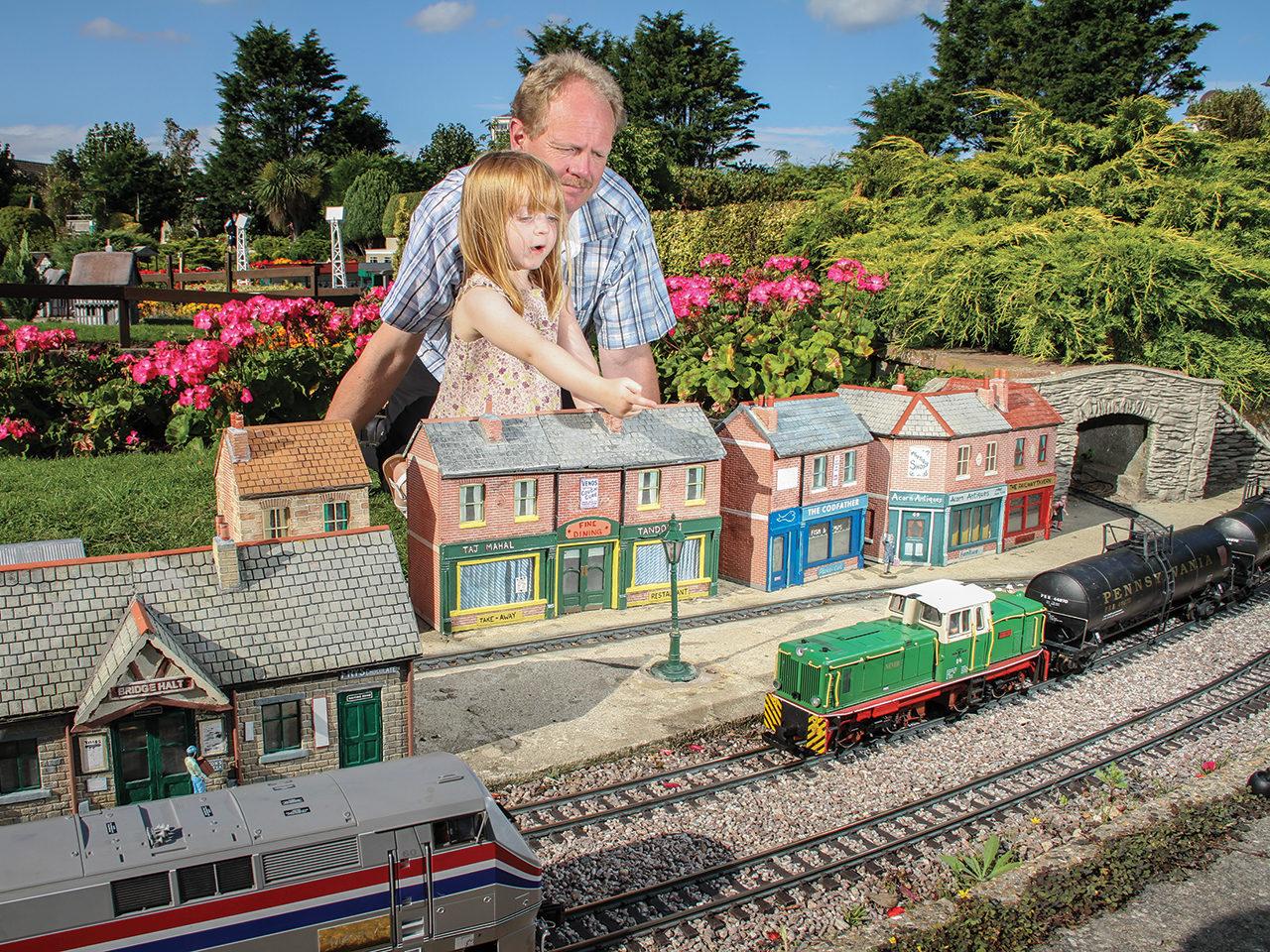 Model Railway B