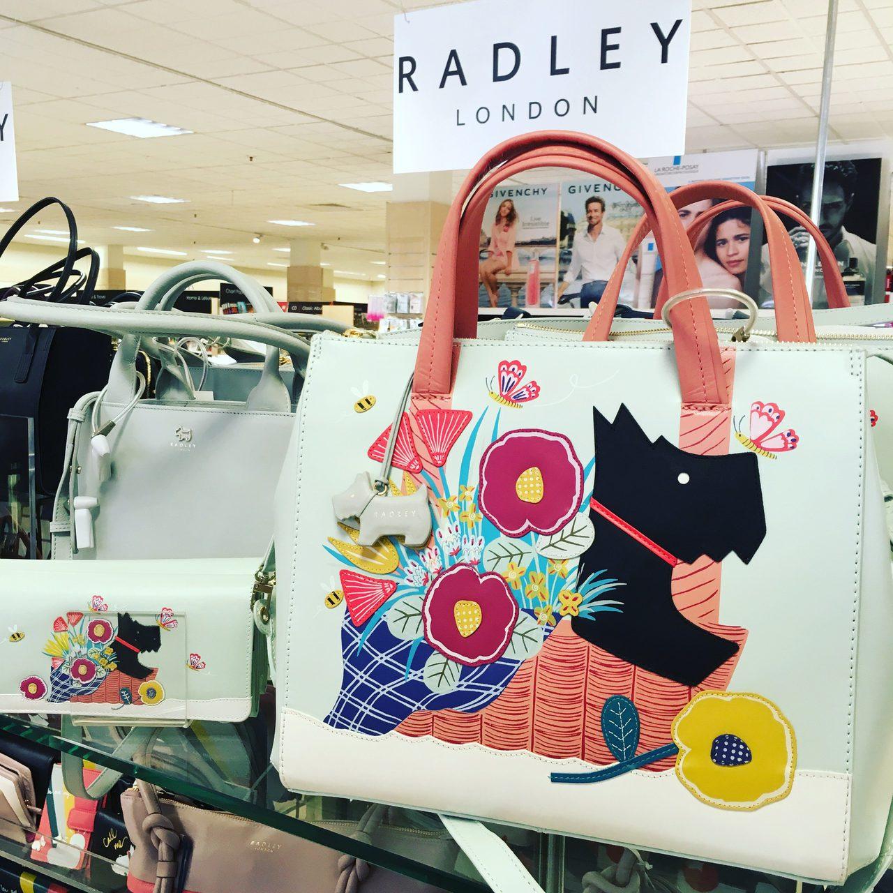 Roys Handbag Display