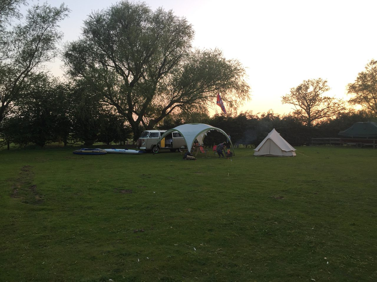Three Rivers Campsite