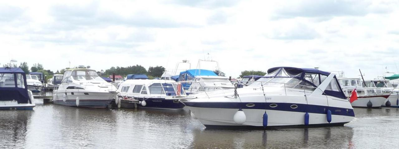 St Olaves Marina