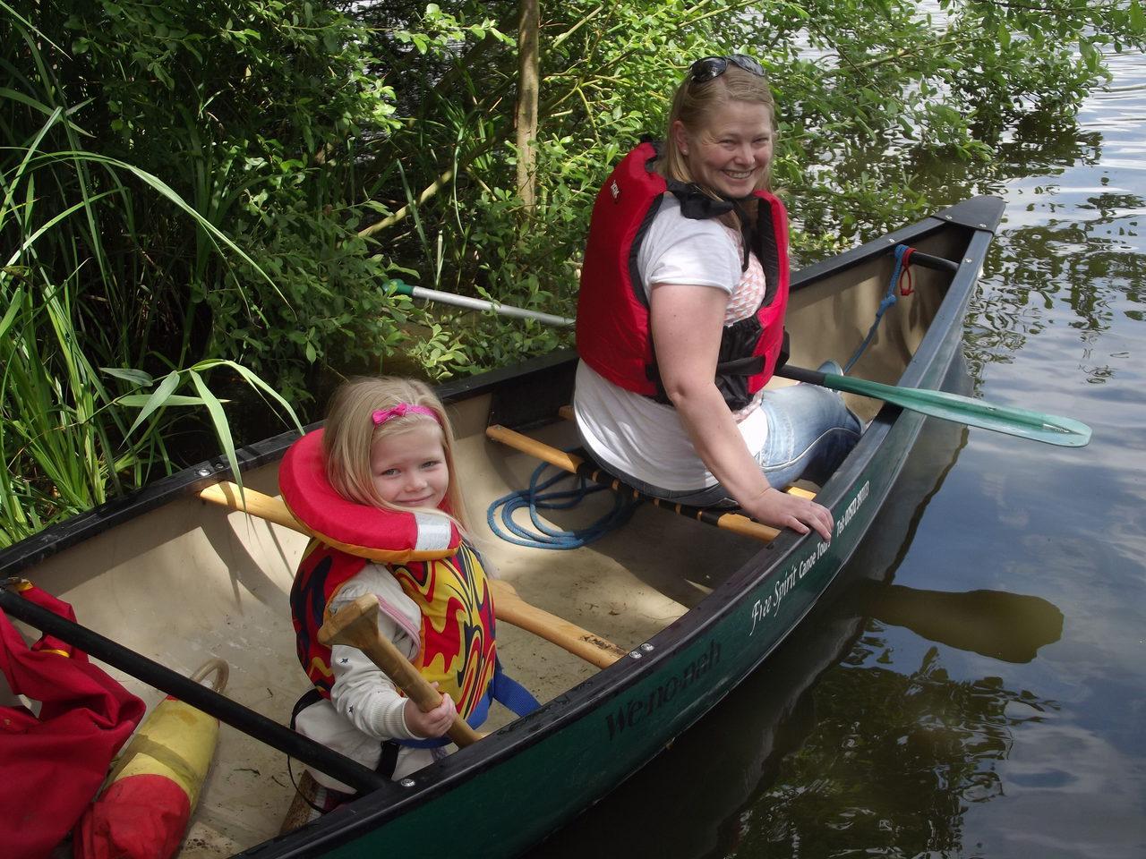 Fairhaven Canoe Paddle