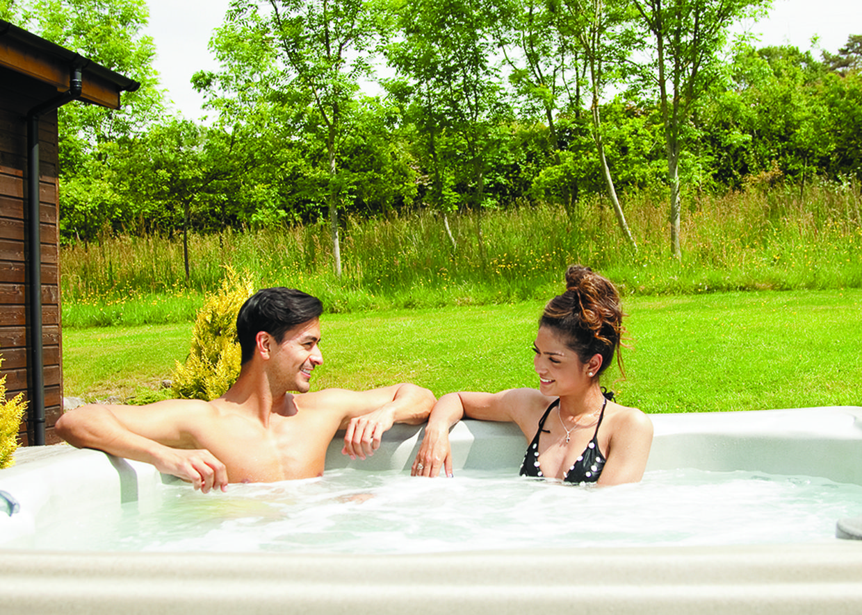 Go Active Hot Tub