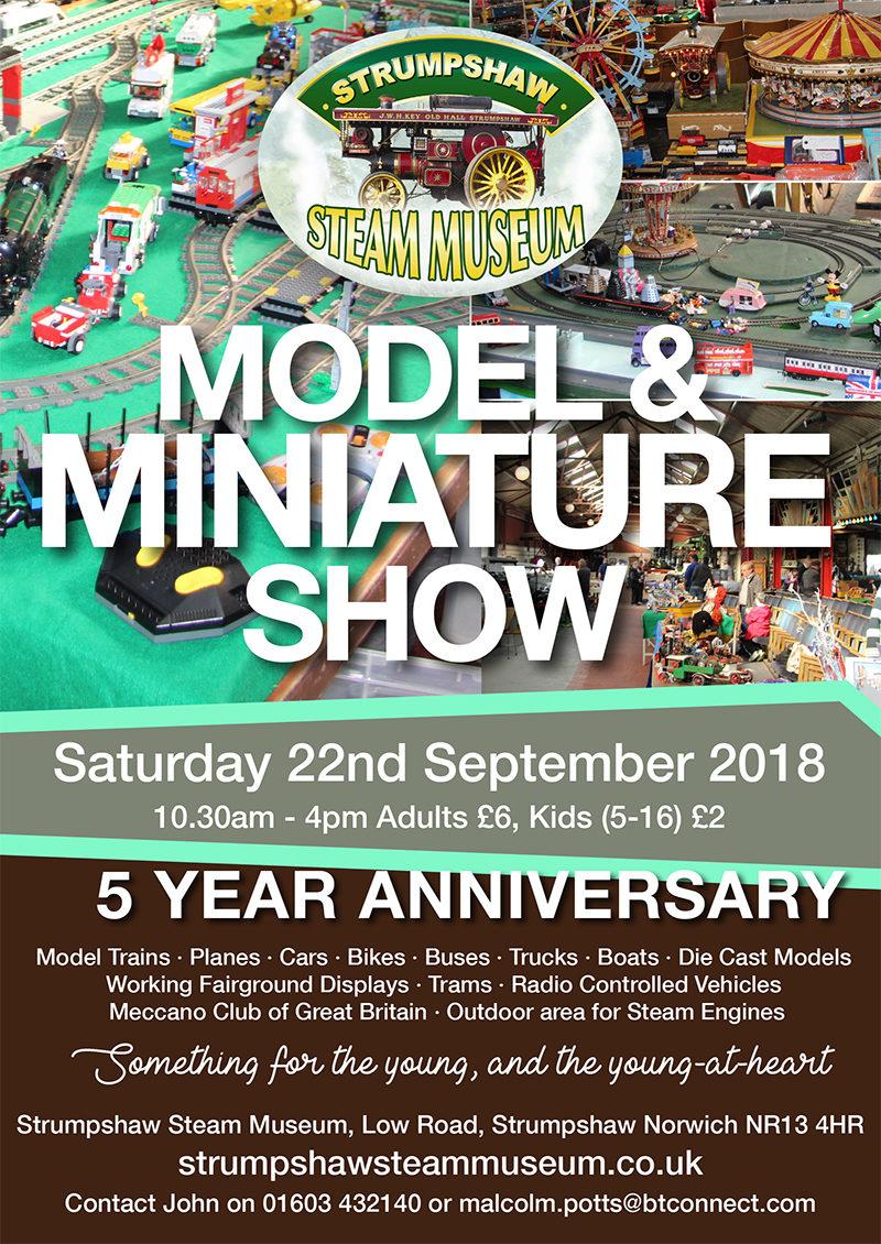 Strumpshaw Model Village 2018