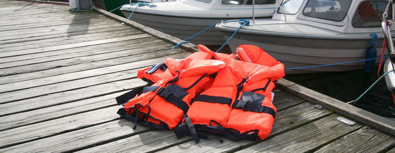Lifejackets A Must
