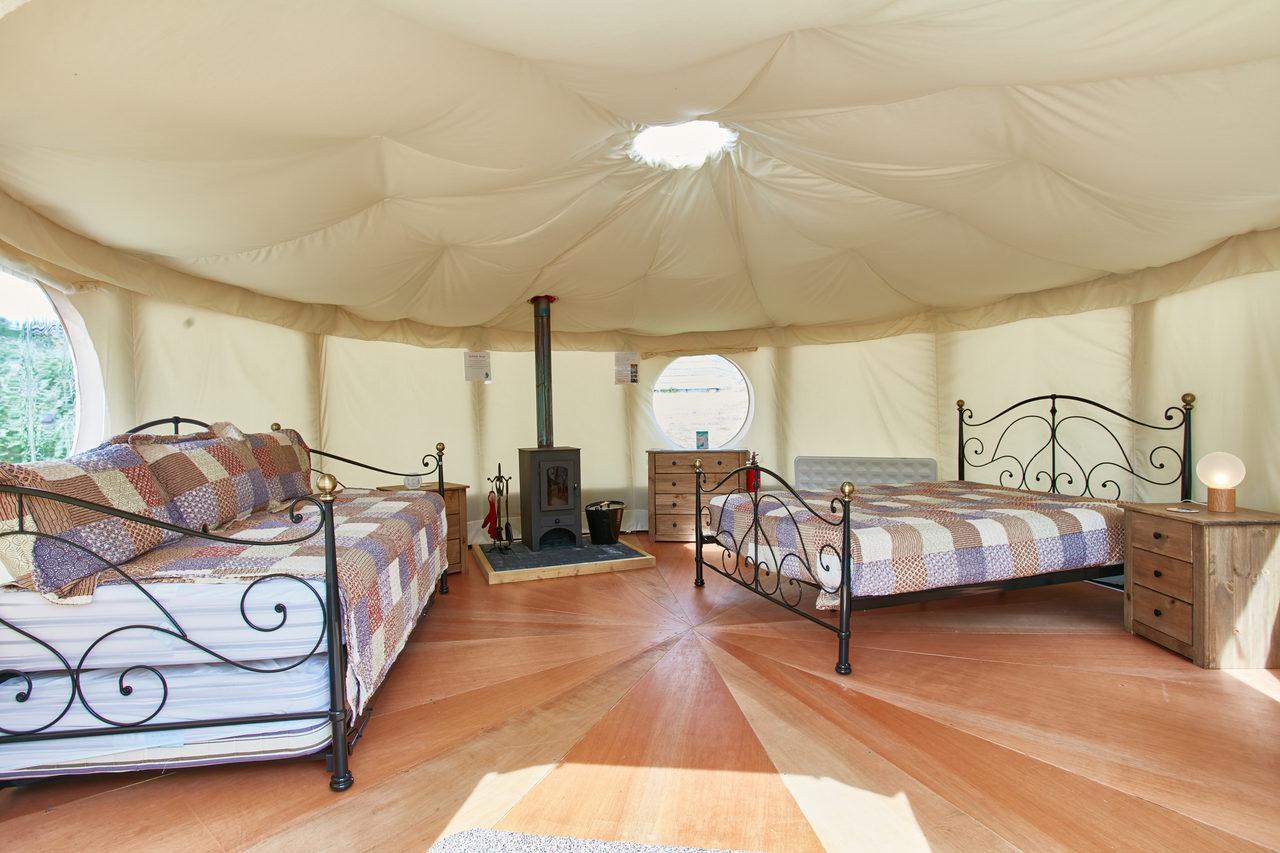 Yurt Interior Matt