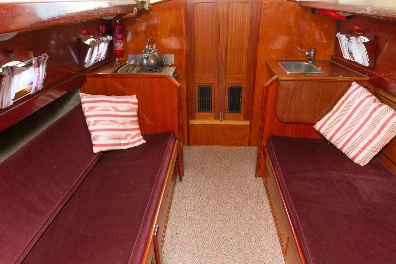 Olivers Sailing Holidays Norfolk Broads