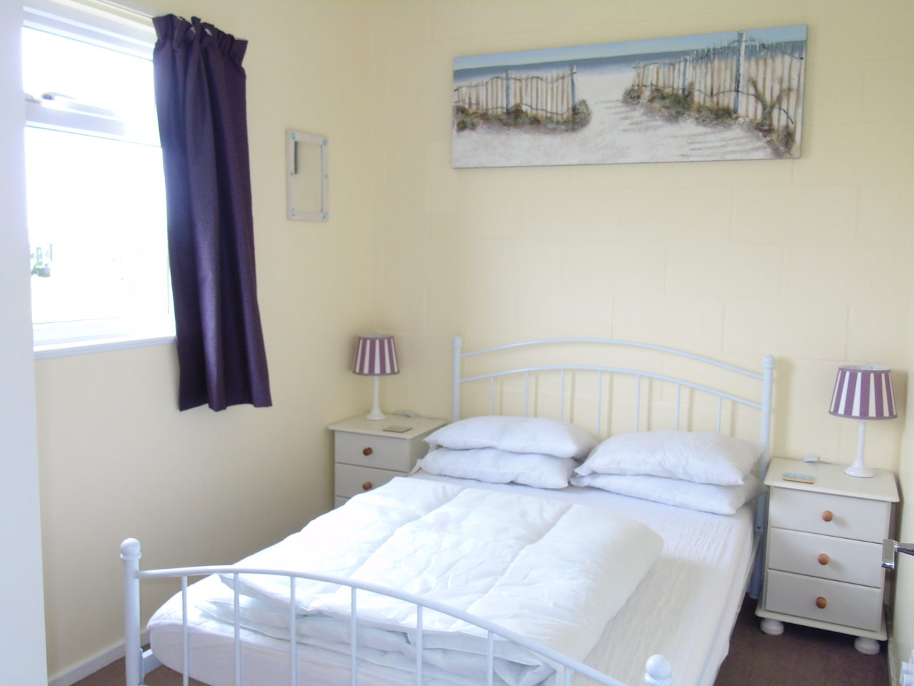 Winterton Valley Double Bedroom
