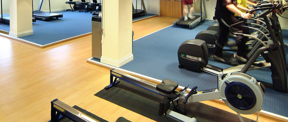 Gym At The Old Hall Hotel Caister