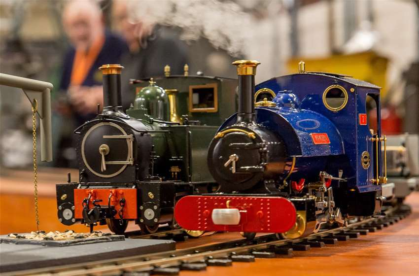 Steam in Miniature at Bure Valley Railway