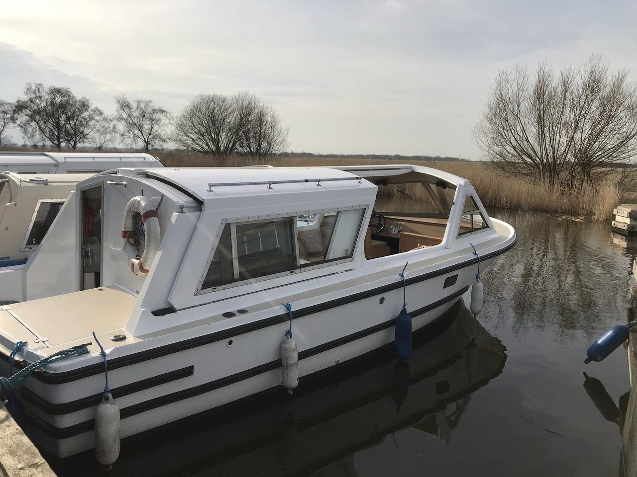 Martham Ferry Day Boat Hire