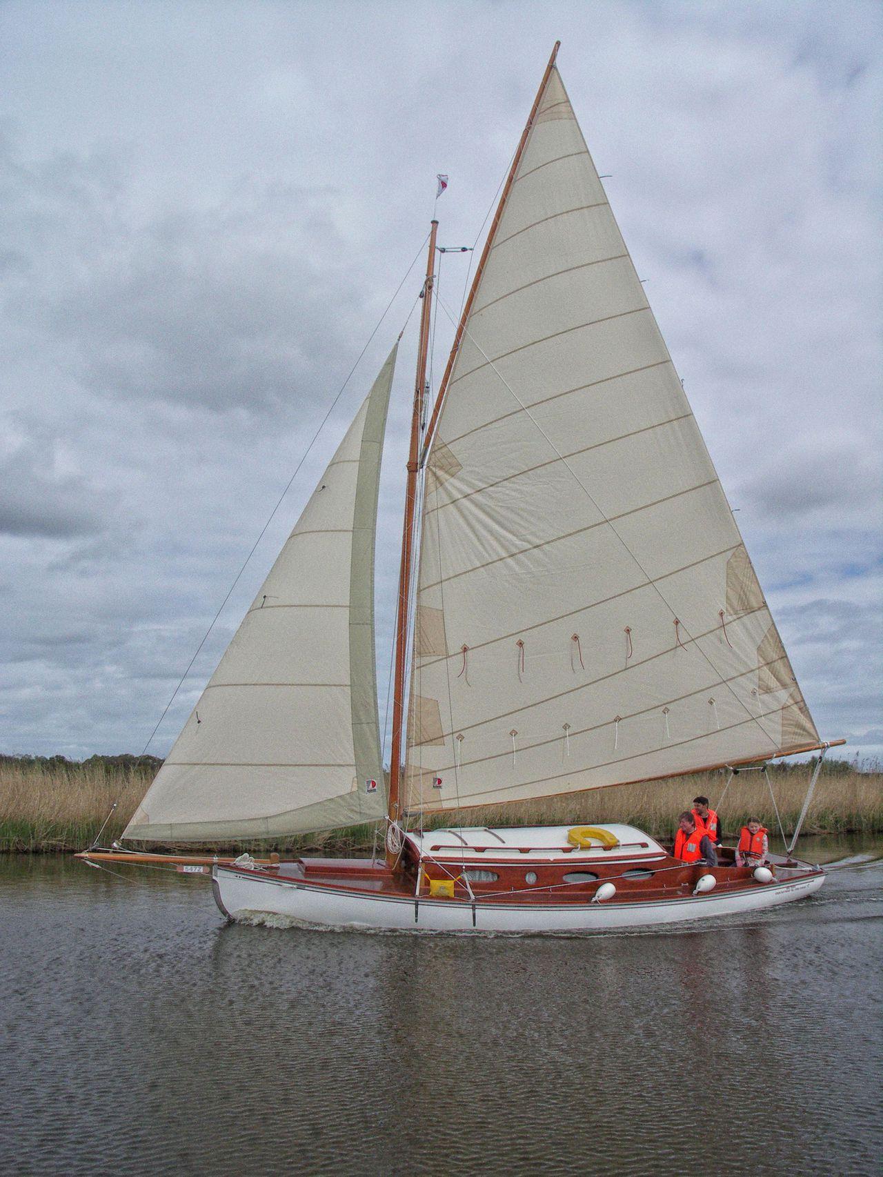 Barton Classic Sailing 5
